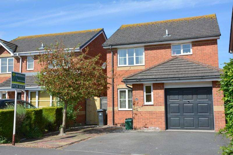 3 Bedrooms Detached House for sale in Priestley Way, Burnham-On-Sea