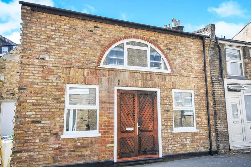 2 Bedrooms Semi Detached House for sale in Lansdowne Place, London, SE19