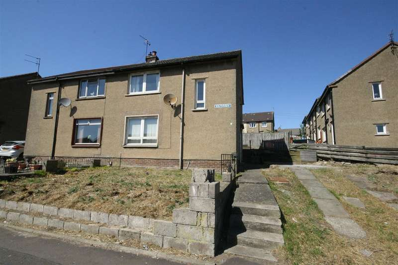 3 Bedrooms Semi Detached House for sale in South View, Stenhousemuir