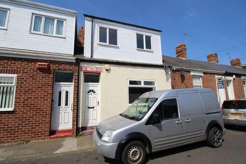 3 Bedrooms Property for sale in Hadrian Street, Millfield, Sunderland, SR4
