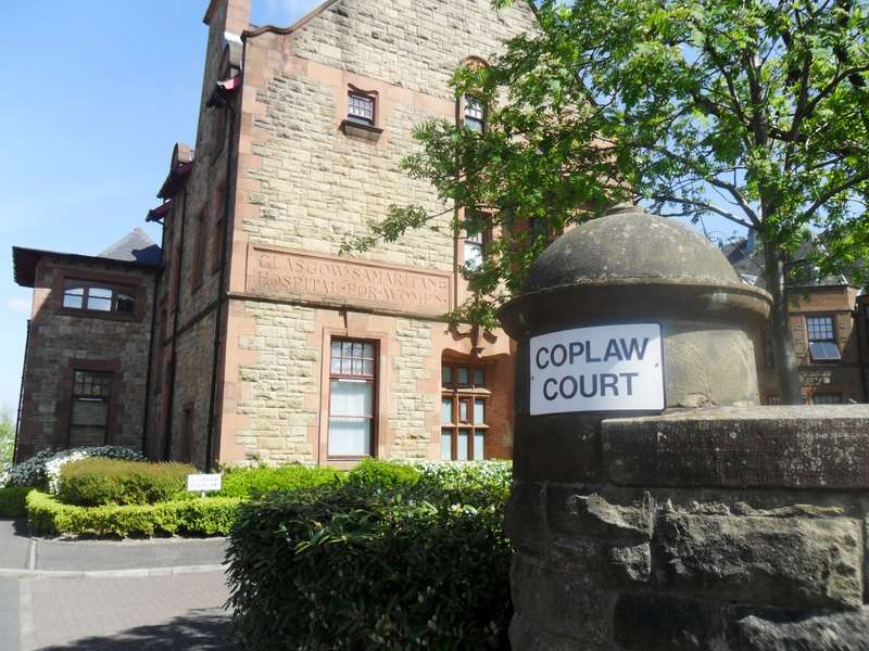 2 Bedrooms Apartment Flat for sale in 15 Coplaw Court, Glasgow, G42 7JY
