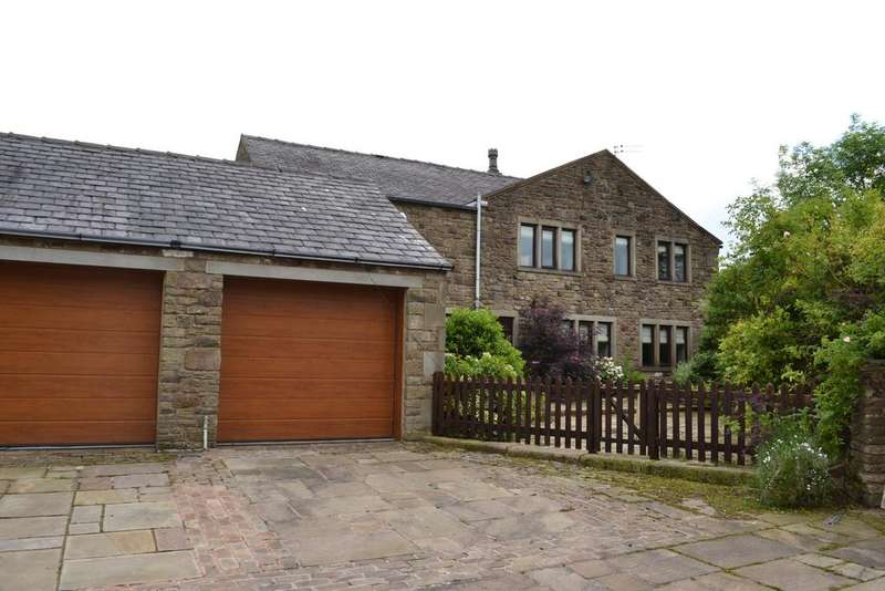 4 Bedrooms Barn Conversion Character Property for sale in Smithy Lane, Foulridge BB8