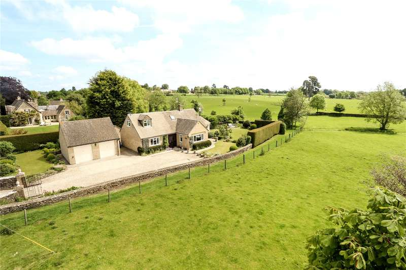 4 Bedrooms Detached House for sale in Ampney Crucis, Cirencester, Gloucestershire, GL7