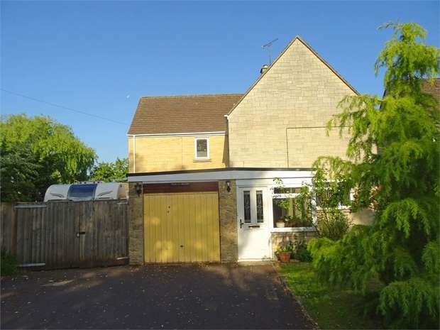 3 Bedrooms Detached House for sale in Notton, Lacock, Chippenham, Wiltshire