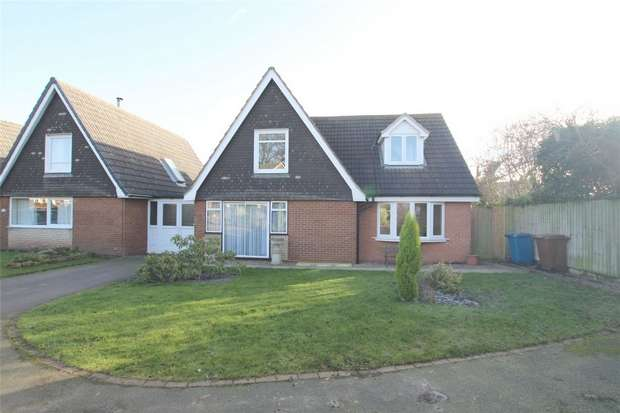 3 Bedrooms Link Detached House for sale in Sandford Close, Hill Ridware, Rugeley, Staffordshire