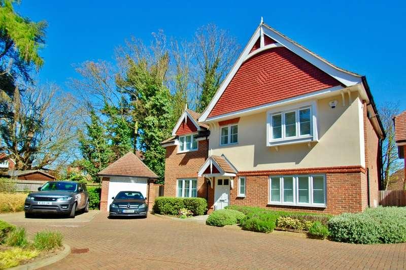 5 Bedrooms Detached House for sale in Equus Close, Gerrards Cross, SL9