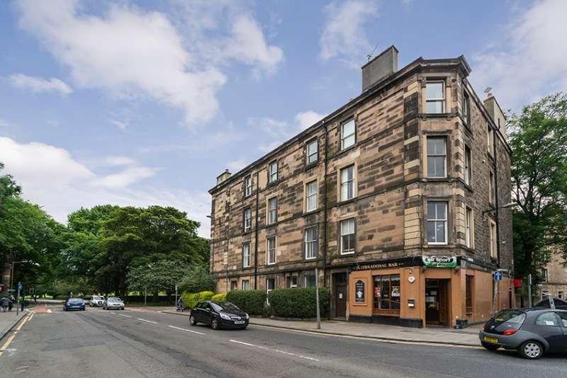 2 Bedrooms Flat for sale in 14 Brougham Place, Tollcross, Edinburgh, EH3 9JX