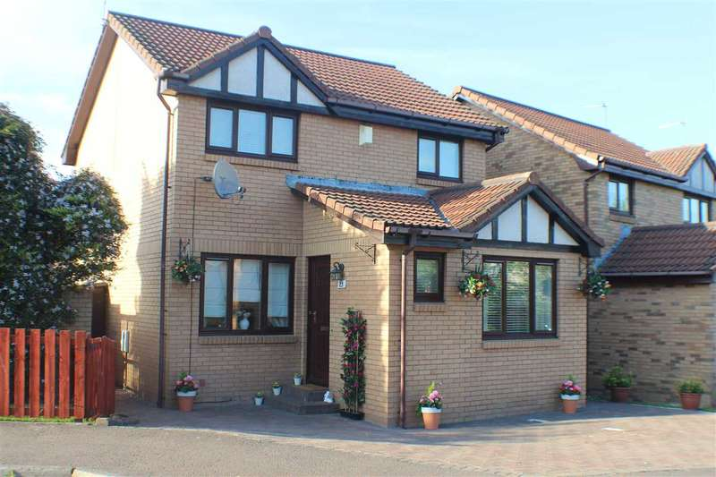 4 Bedrooms Detached House for sale in Chesters View, Bonnyrigg