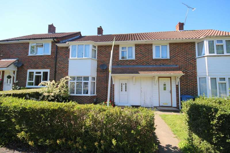 3 Bedrooms Terraced House for sale in Mansfield Crescent, Bracknell