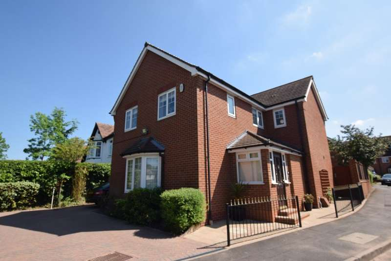 4 Bedrooms Detached House for sale in Edwardian Close, Shirley