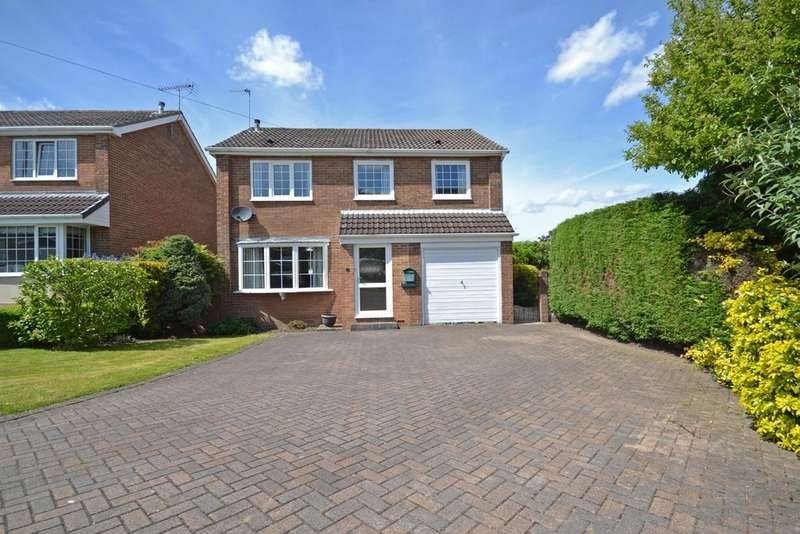4 Bedrooms Detached House for sale in Shay Court, Crofton, Wakefield