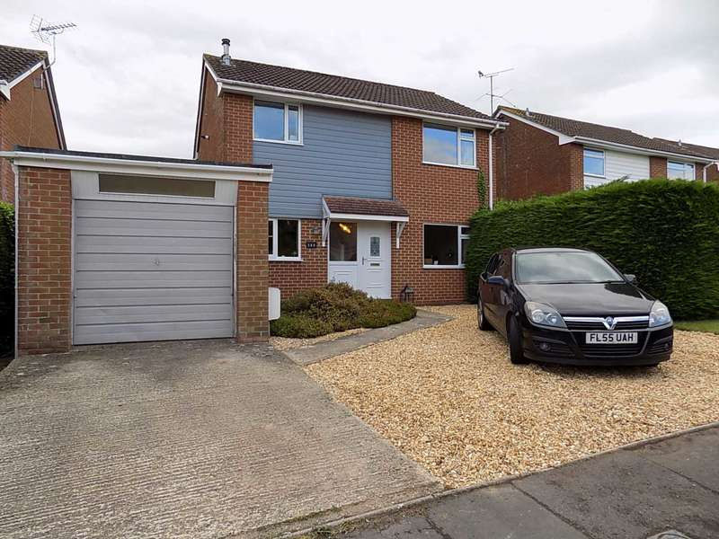 3 Bedrooms Detached House for sale in Druids Walk, Chard