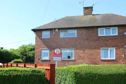 2 Bedrooms Semi Detached House for sale in Jermyn Close, Sheffield, South Yorkshire
