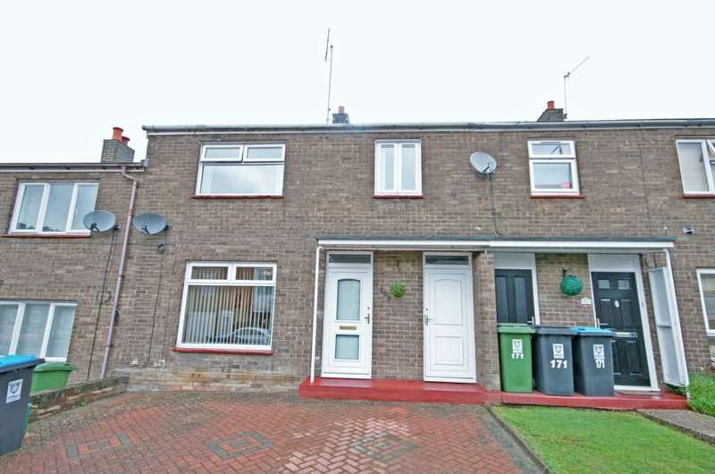 3 Bedrooms Terraced House for sale in Highfield