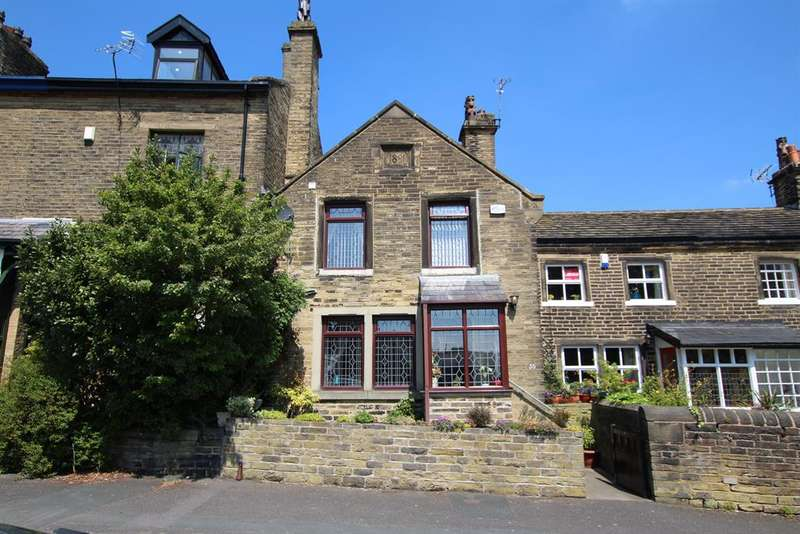 2 Bedrooms Cottage House for sale in Highgate, Bradford, BD9 4BB