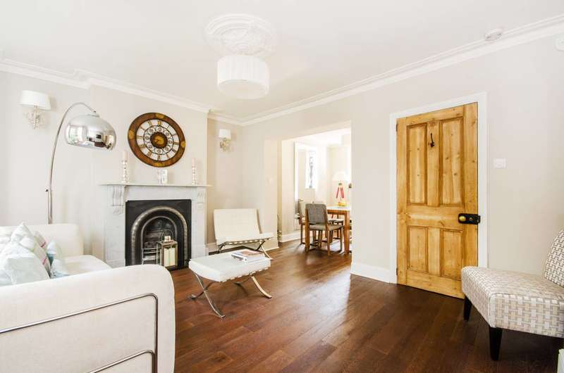 4 Bedrooms Terraced House for sale in Combedale Road, Greenwich, SE10