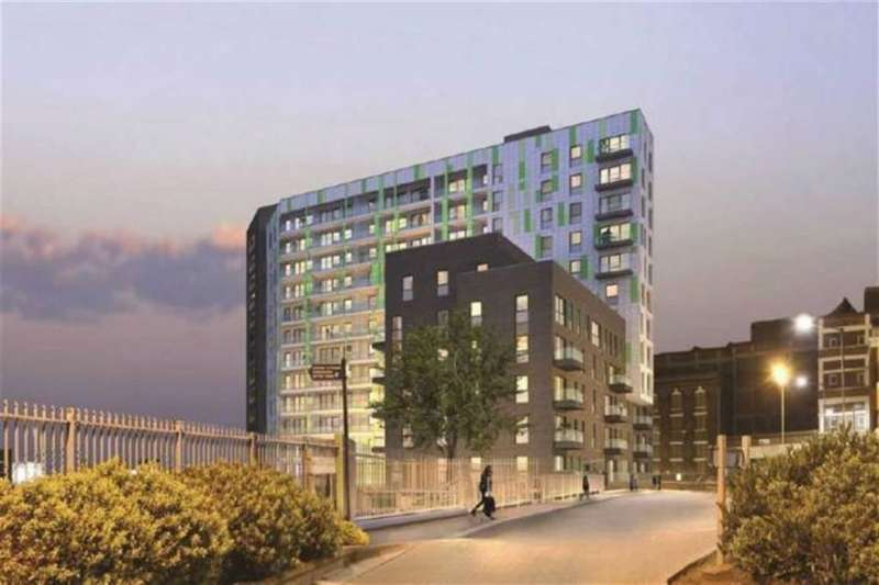 1 Bedroom Property for sale in Yeoman Court, Lime Quay, London, E14