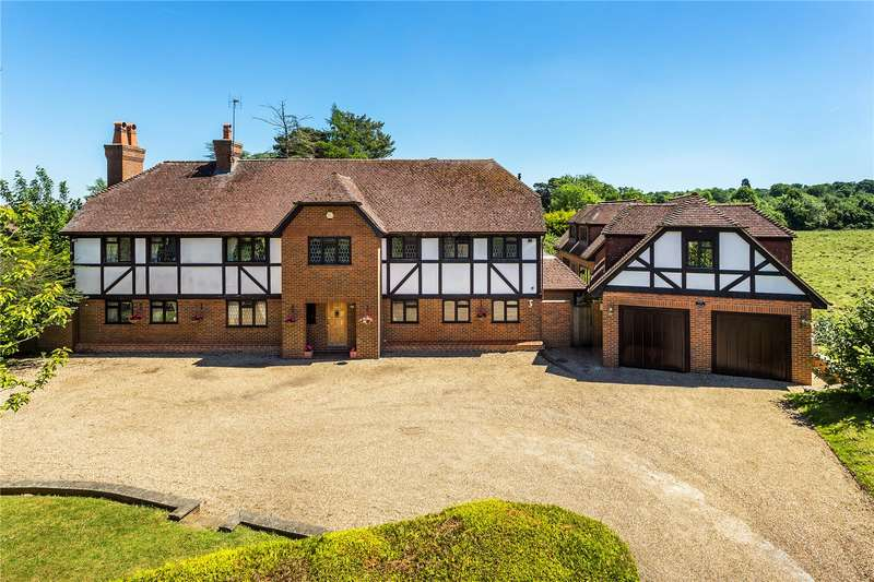 6 Bedrooms Detached House for sale in Oak Lane, Sevenoaks, Kent, TN13