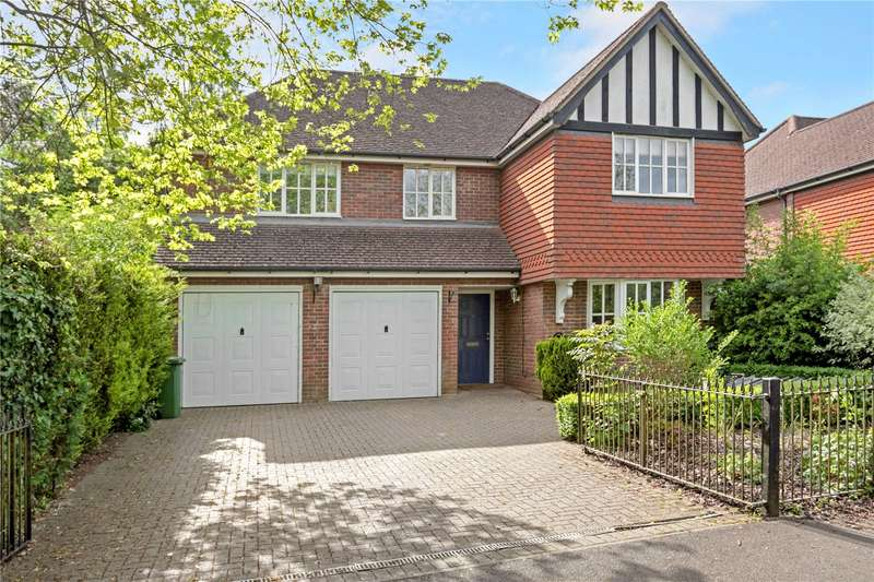 5 Bedrooms Detached House for sale in Ash Platt Road, Seal, Sevenoaks, Kent, TN15