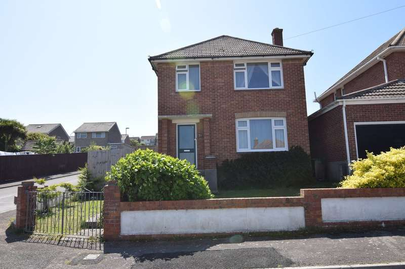 3 Bedrooms Detached House for sale in Freemantle Road, Weymouth