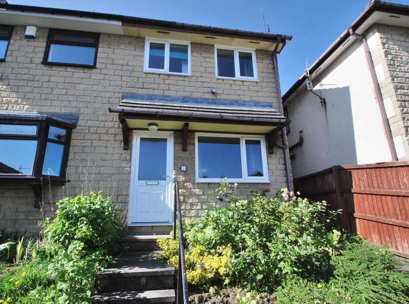 3 Bedrooms Semi Detached House for sale in Paterson Court Stocksbridge Sheffield