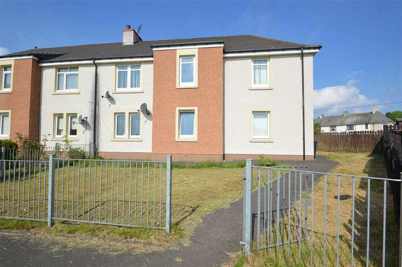 3 Bedrooms Apartment Flat for sale in Belvedere Crescent, Bellshill