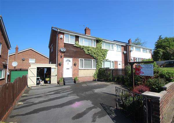 3 Bedrooms Semi Detached House for sale in Highfield Rise, Havercroft