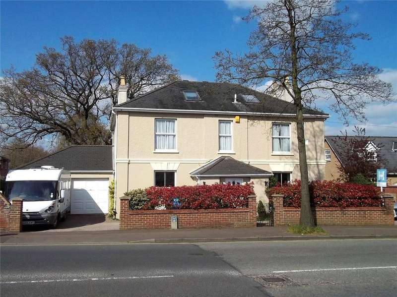 5 Bedrooms Detached House for sale in Earlham Road, Norwich, Norfolk