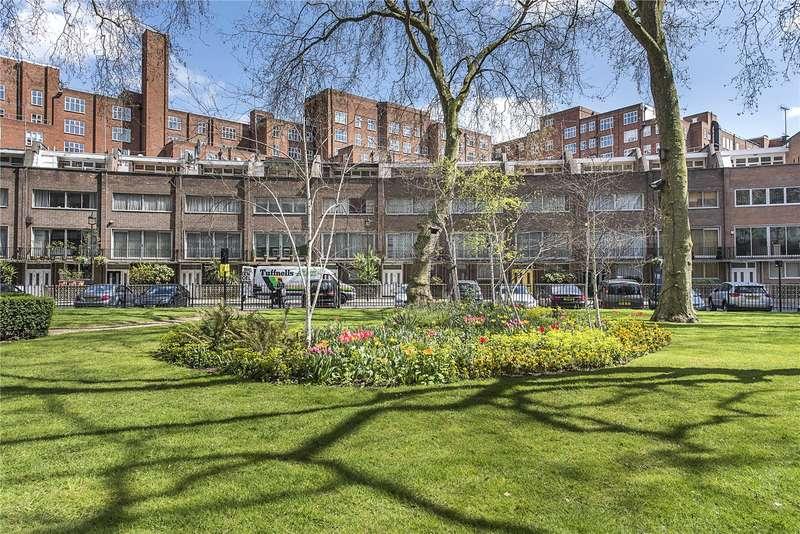 4 Bedrooms Flat for sale in Norfolk Crescent, Hyde Park Estate, London, W2