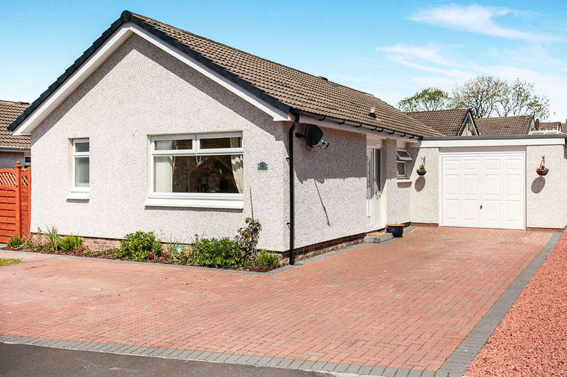 2 Bedrooms Detached Bungalow for sale in Mosspark Avenue, Dumfries, DG1