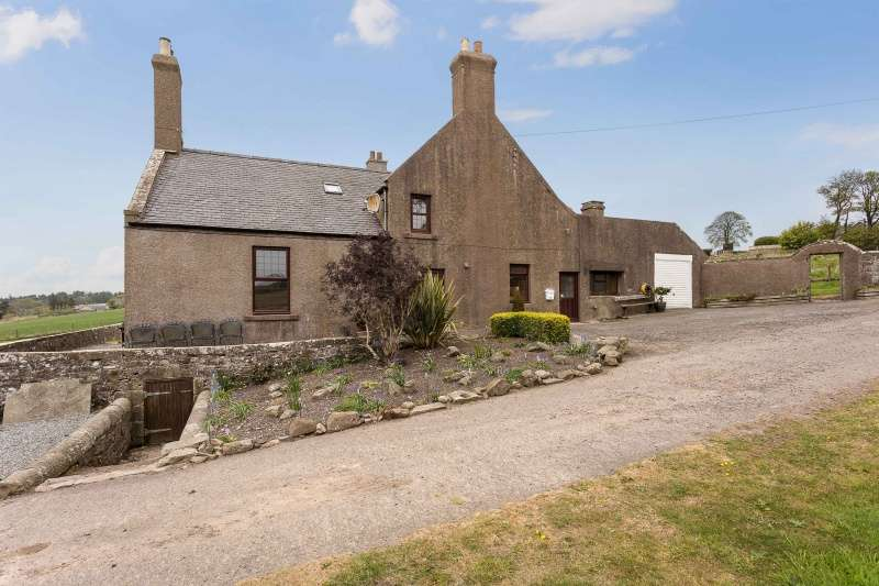 4 Bedrooms Detached House for sale in , Montrose, Angus, DD10 0AG