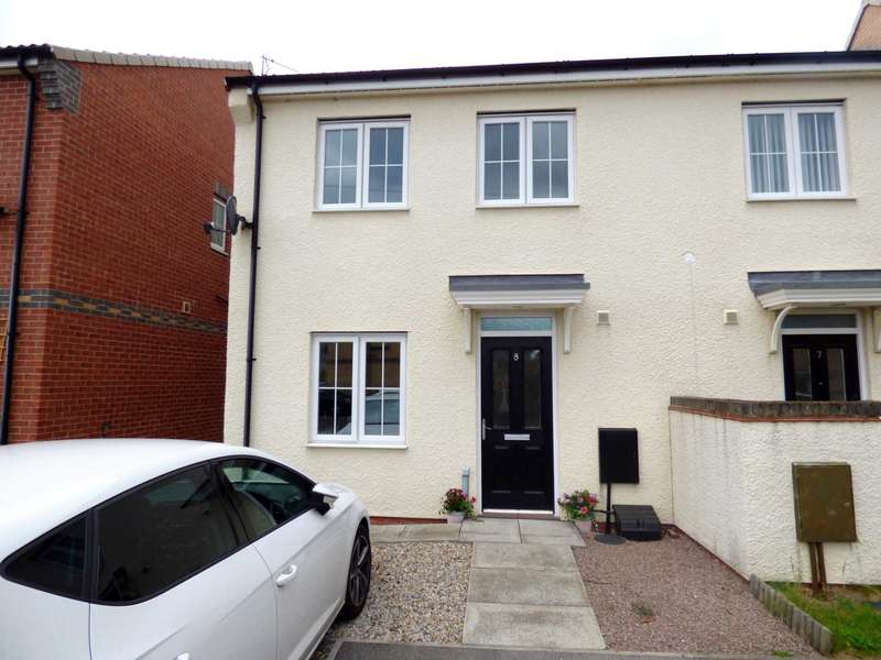 3 Bedrooms Town House for sale in Greenfield Mews, Marske By The Sea
