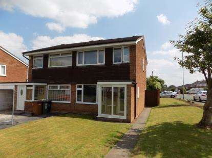3 Bedrooms Semi Detached House for sale in Lowlands Avenue, Sutton Coldfield, West Midlands