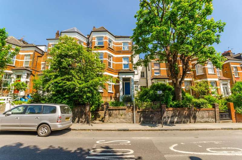 2 Bedrooms Flat for sale in Hornsey Rise, Crouch End, N19