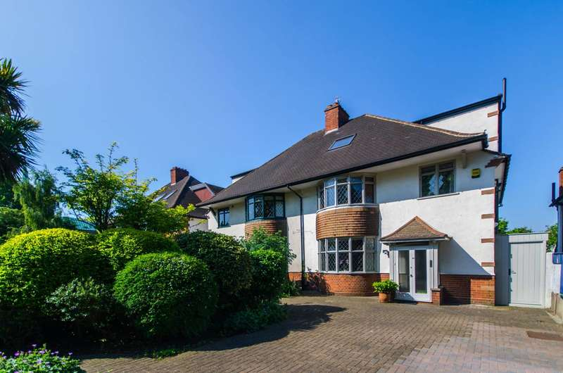 4 Bedrooms Semi Detached House for sale in Kidbrooke Park Road, Blackheath, SE3