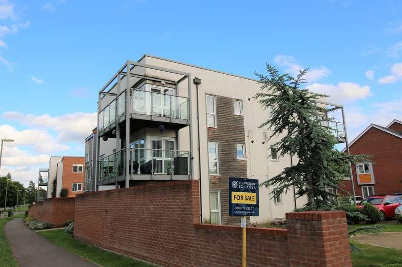 2 Bedrooms Apartment Flat for sale in Wylie Gardens, Everest Park, Basingstoke, RG24