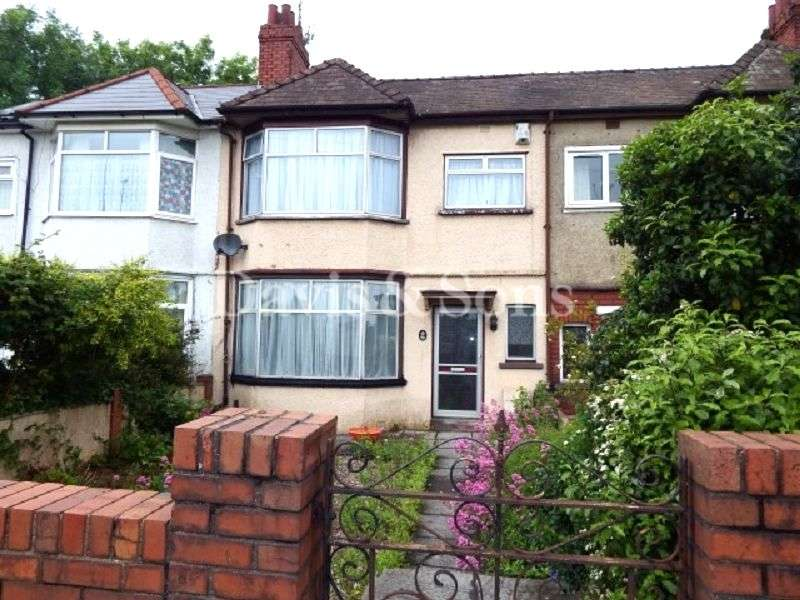 3 Bedrooms Terraced House for sale in Cardiff Road, Newport, Gwent. NP20 3AA