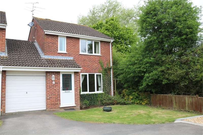 3 Bedrooms Link Detached House for sale in Hartley Close, Chipping Sodbury