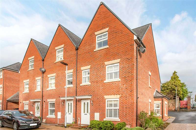 4 Bedrooms House for sale in Jay Rise, Salisbury, Wiltshire, SP2