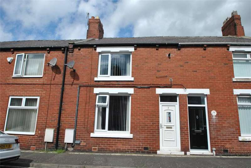 2 Bedrooms Terraced House for sale in Pinewood Street, Fence Houses, Houghton le Spring, Tyne and Wear, DH4