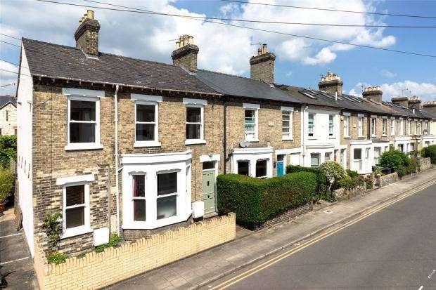 4 Bedrooms Terraced House for sale in Emery Street, Cambridge, Cambridgeshire