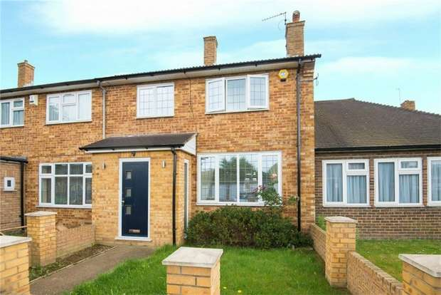 2 Bedrooms Terraced House for sale in 69 Goodwin Road, Slough, Berkshire