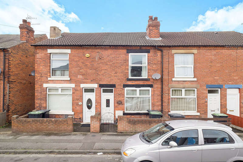 3 Bedrooms Property for sale in Frederick Road, Stapleford, Nottingham, NG9