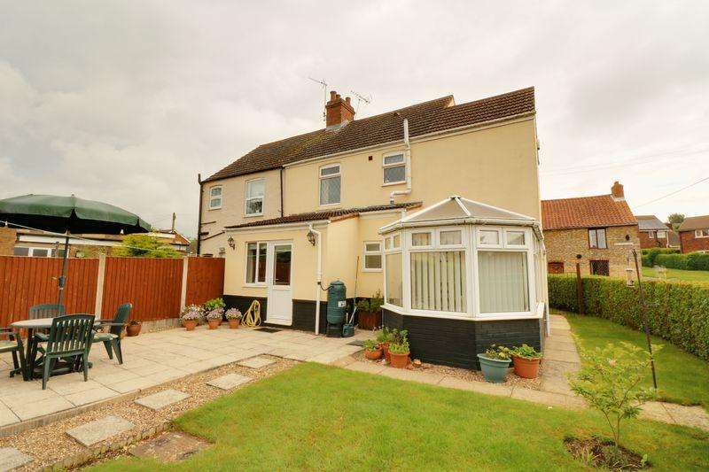 3 Bedrooms Semi Detached House for sale in West Cross Street, Kirton Lindsey