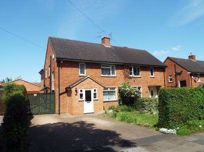 3 Bedrooms Semi Detached House for sale in Brooklyn Road, Cheltenham, Gloucestershire