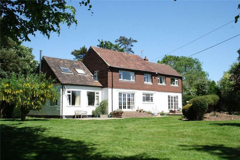 6 Bedrooms House for sale in Warren Corner, Froxfield, Petersfield, Hampshire, GU32