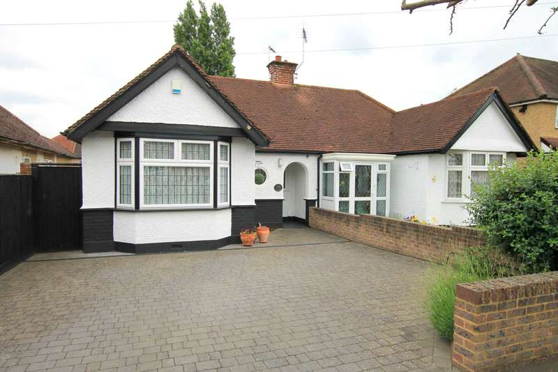 2 Bedrooms Semi Detached Bungalow for sale in Southfield Avenue, Watford