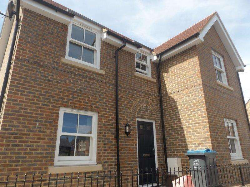 2 Bedrooms Detached House for sale in Honeysuckle Road, Ramsgate