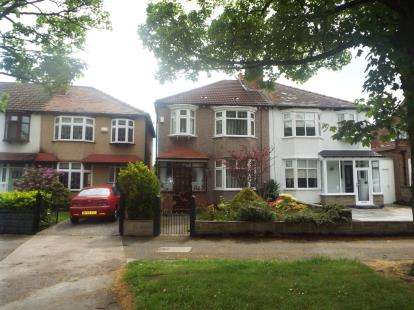 3 Bedrooms Semi Detached House for sale in Childwall Road, Liverpool, Merseyside, England, L15