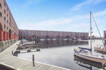 2 Bedrooms Flat for sale in The Colonnades, Albert Dock, Liverpool, Merseyside, L3